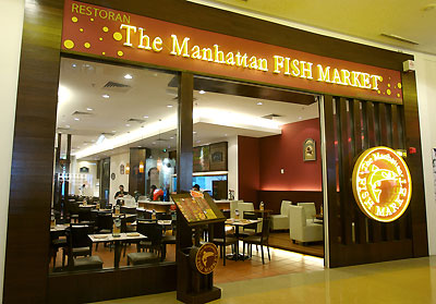 The MANHATTAN FISH MARKET Franchise Opportunity | Franchise Malaysia ...
