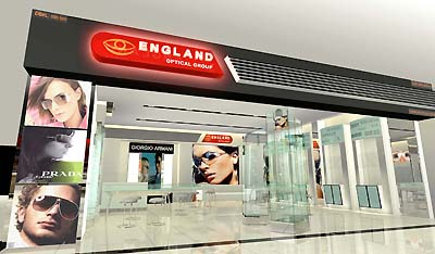 England Optical Franchise Business Opportunity