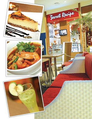 Secret Recipe Franchise Business Opportunity