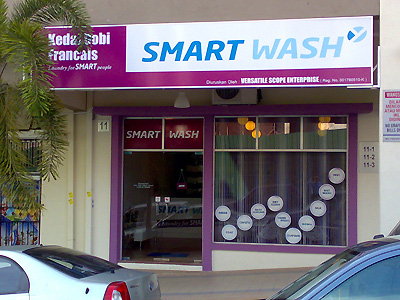 Smart Wash Franchise Business Opportunity