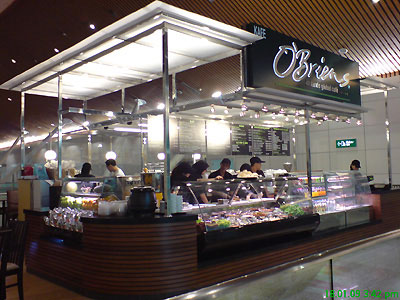 O'Briens Franhcise Business Opportunity