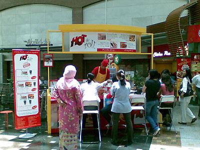 Hot Dog Franchise Malaysia