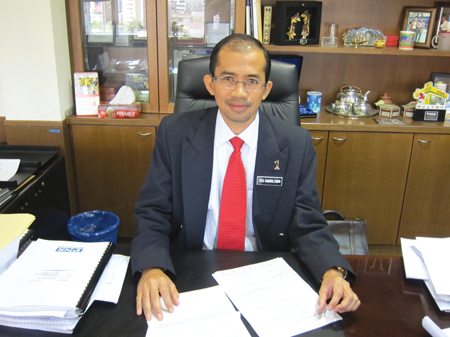 Interview with PNS Managing Director, Syed Kamarulzaman Dato' SZK Shahabudin