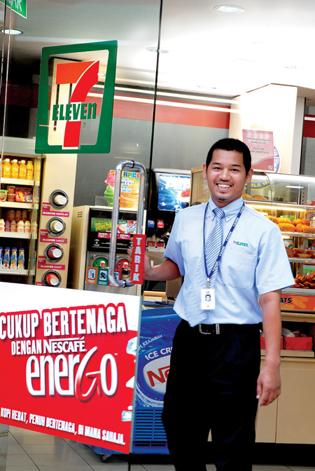 Interview with 7-Eleven Master Franchisee