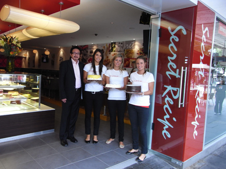 Australia Gets A Taste of Secret Recipe