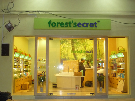 Forest'secret Franchise Business Opportunity