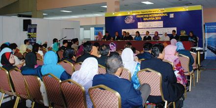 Promoting The Malaysian Franchise Industry