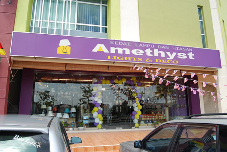 Amethyst Franchise Business Opportunity