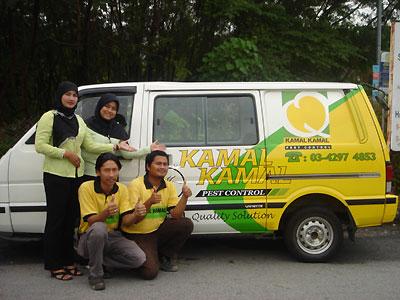 Kamal-Kamal Pest Control Franchise Business Opportunity