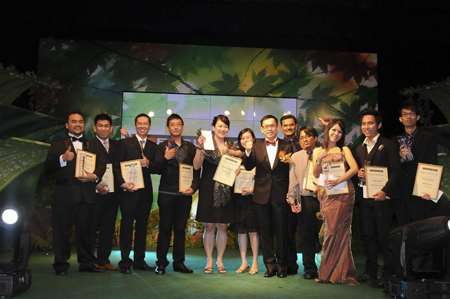 Focus Point Fetes Achievers at Annual Dinner 2010