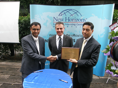 New Horizons Brings Unique Form of Corporate Staff Training to Malaysia