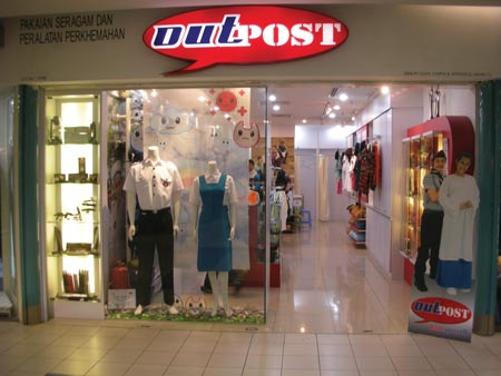 Interview with Outpost Franchisee