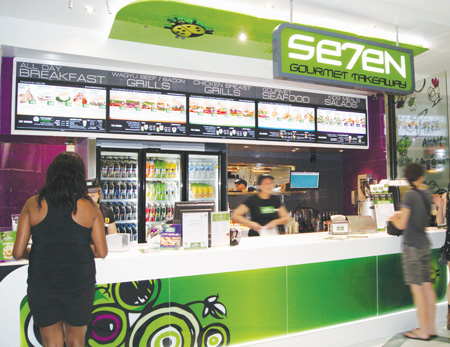 Se7en Gourmet Takeaway Franchise Opportunity