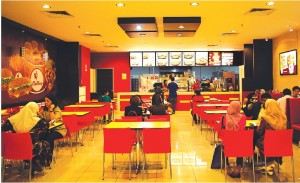 ChicKing Franchise Outlet