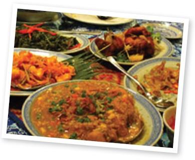 Dulu Kala Dishes